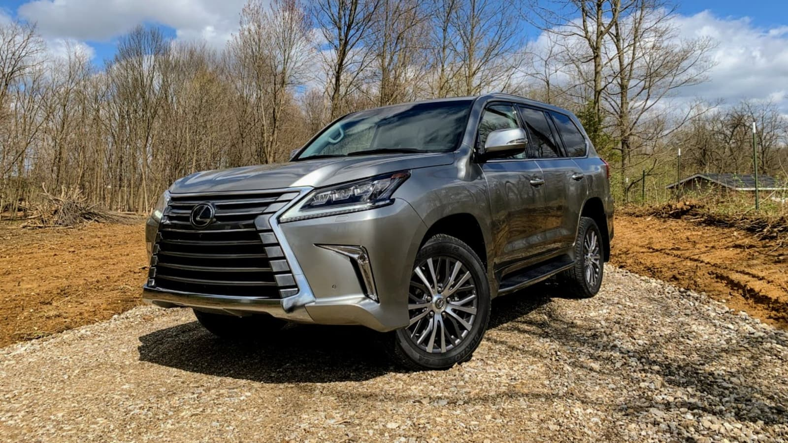 Review The Lexus Lx 570 Is A Serious Off Road Suv That Gives The