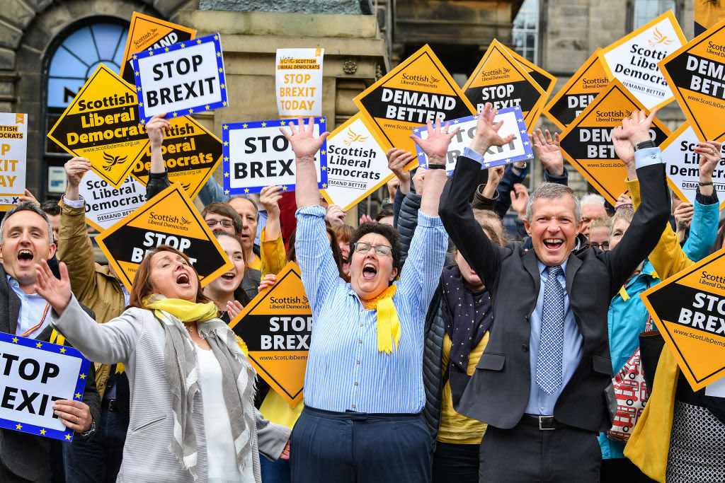 'There is no good Brexit for Scotland:' Scottish National Party MP says Johnson's deal is 'terrible'