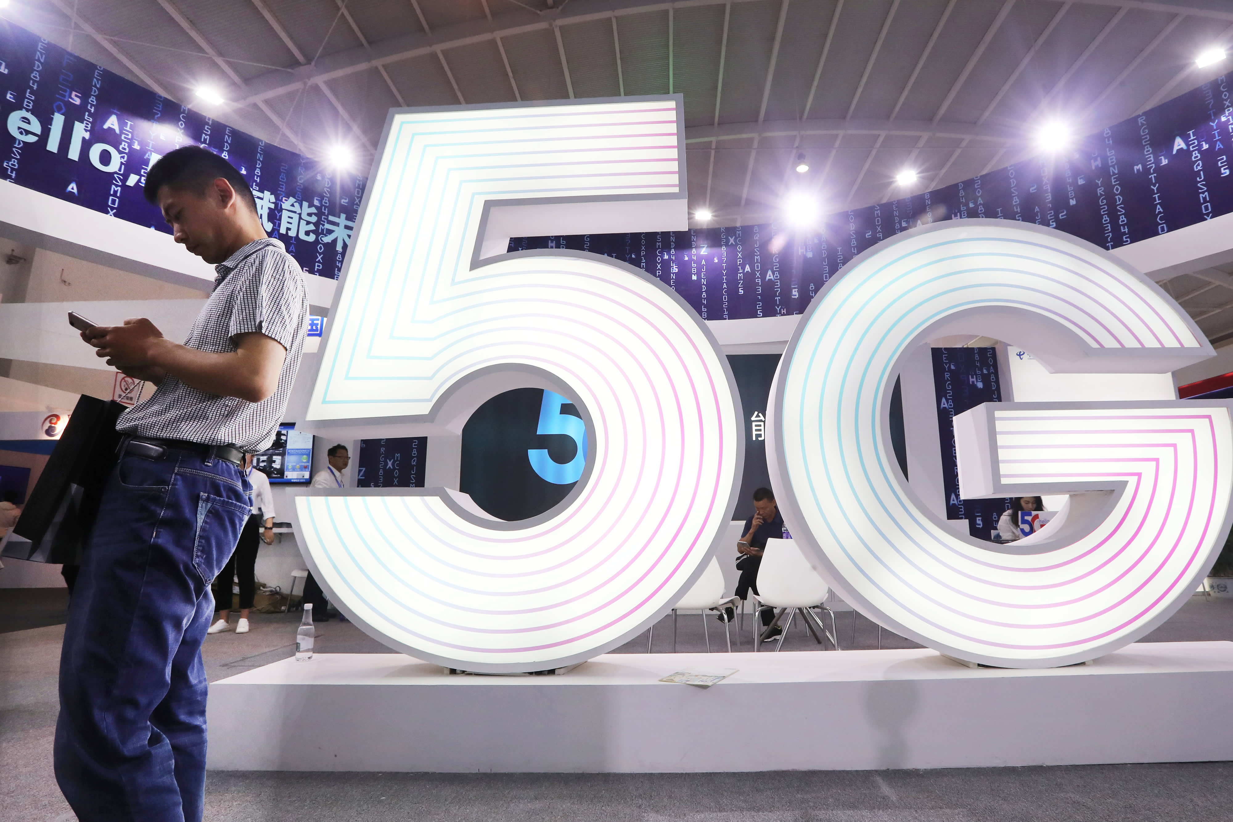 You don't need to buy a 5G phone, and probably won't for a few years