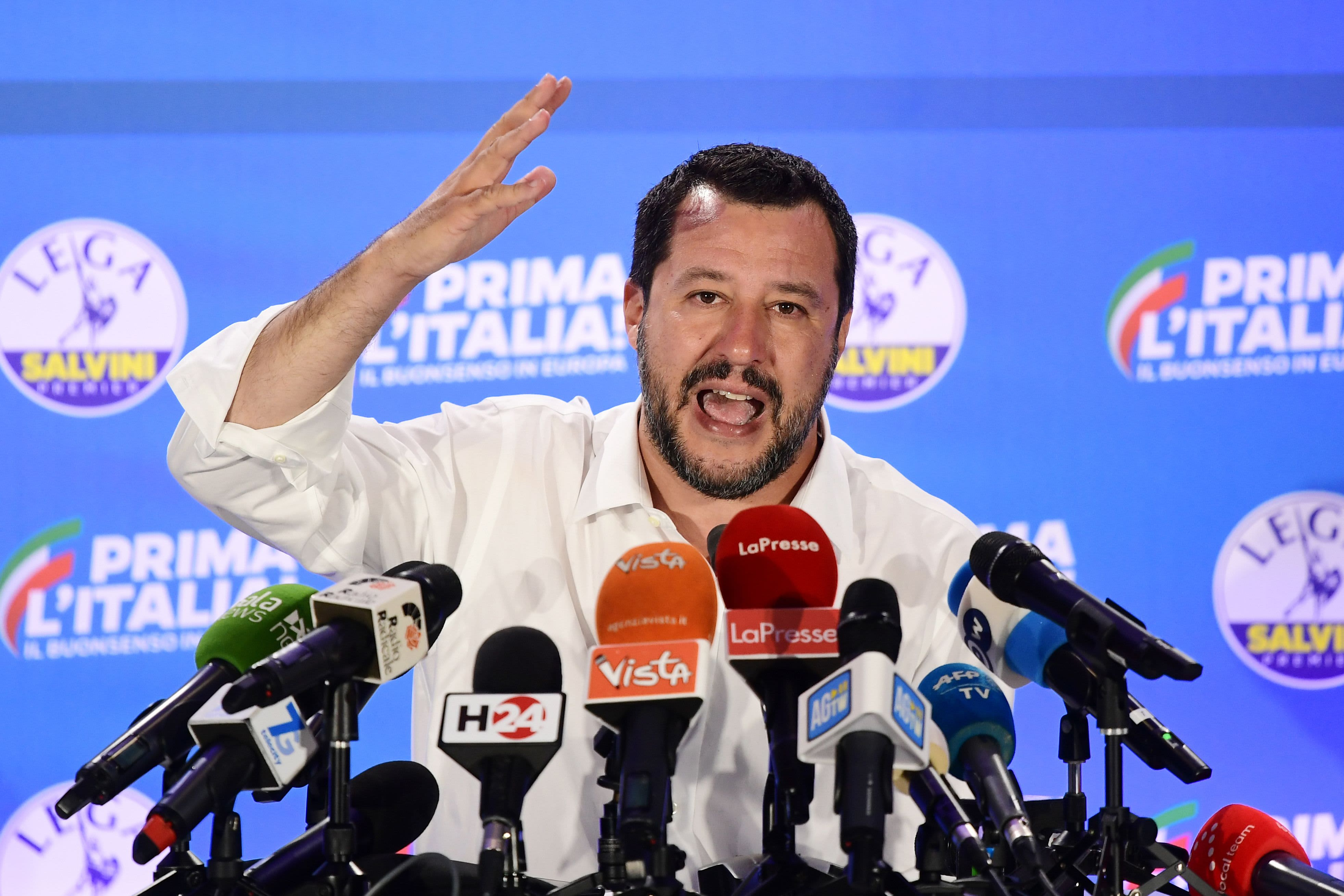 Italy's government is still weak, despite election blow to rival Salvini