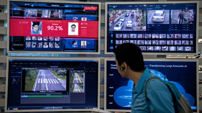 AI: Worries about the dangers of facial recognition growing