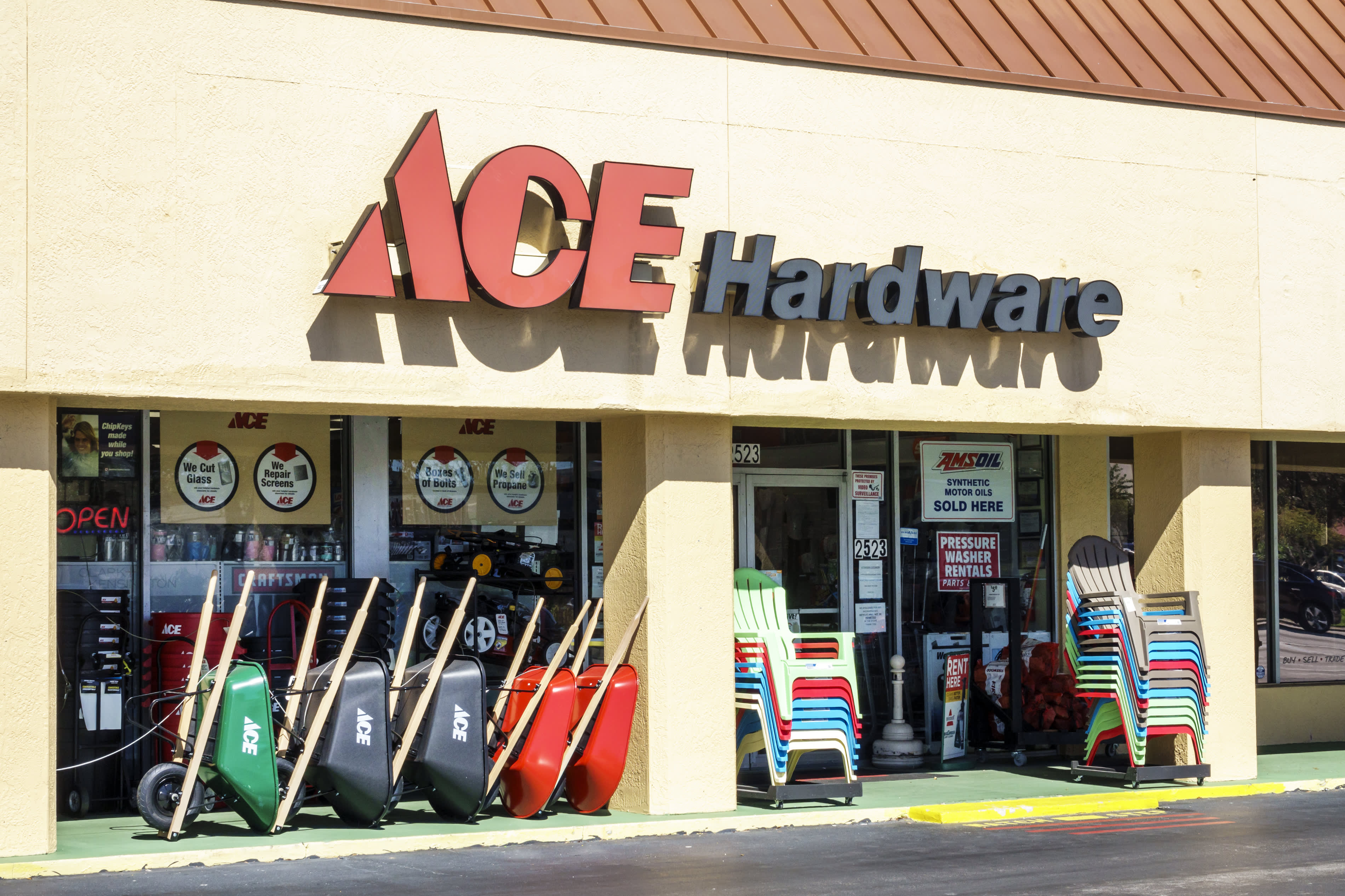 Ace Hardware CEO: Moving supply chain out of China is not 'quick fix'
