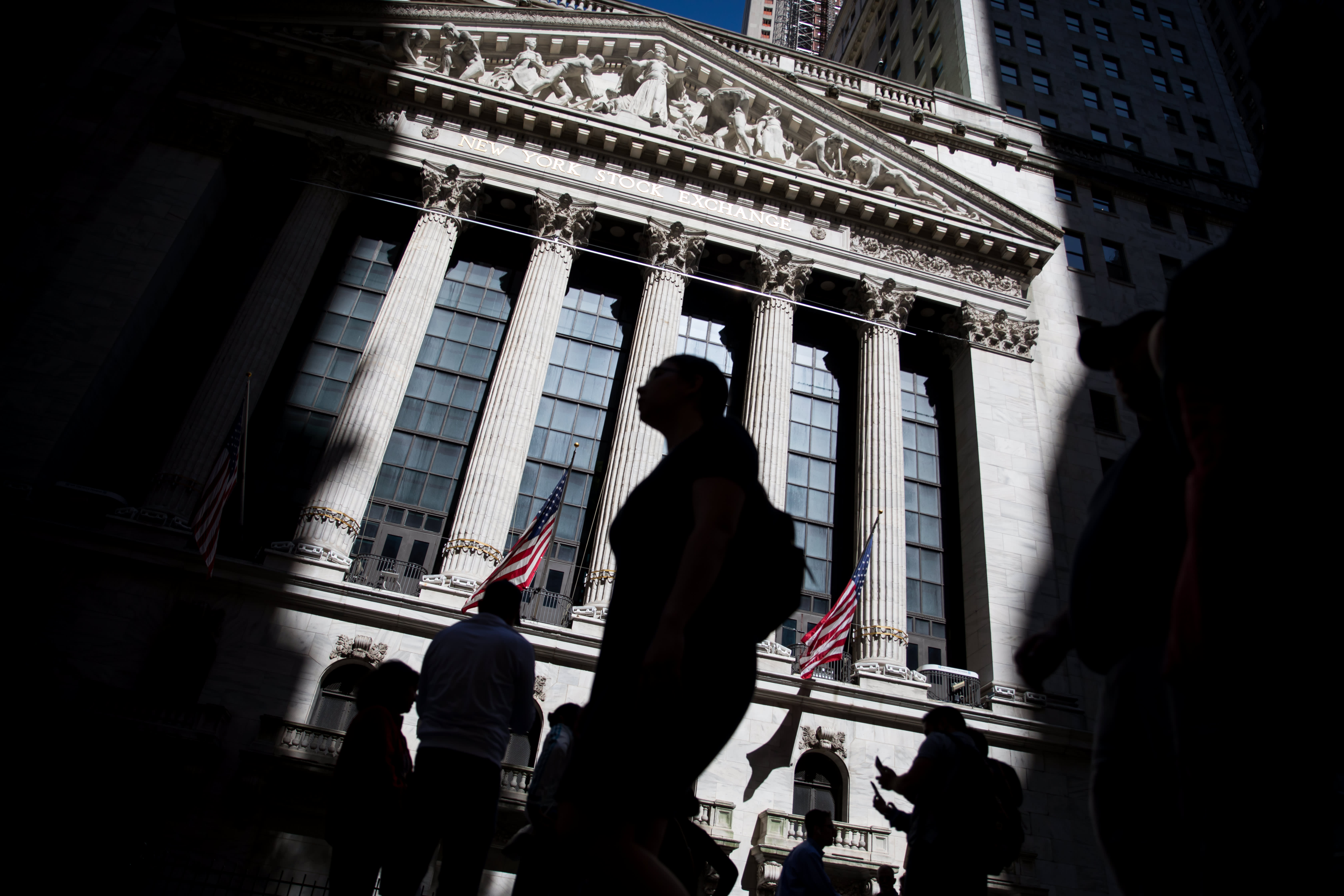 Dow futures slightly lower as investors await inflation data