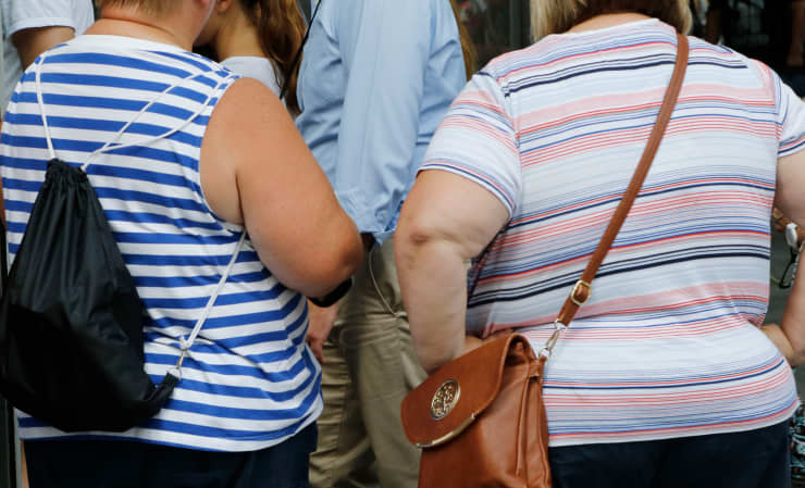 New diabetes cases fall as obesity rises