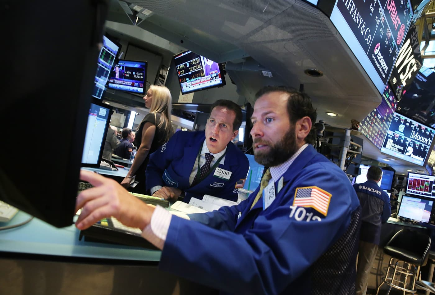 Jim Cramer on planning for a market rebound from the sell-off: 'Take something off the table'