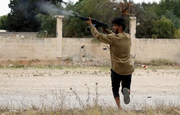 利比亚冲突日益激烈,或将严重冲击石油供应