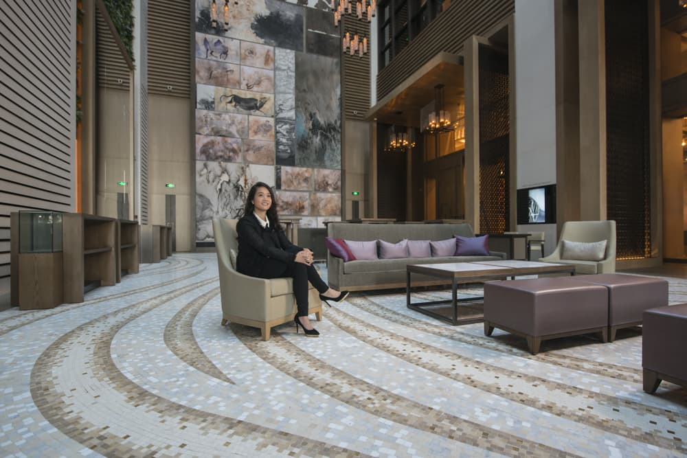 How this Hong Kong CEO from a billionaire family is reinventing hotels for millennials