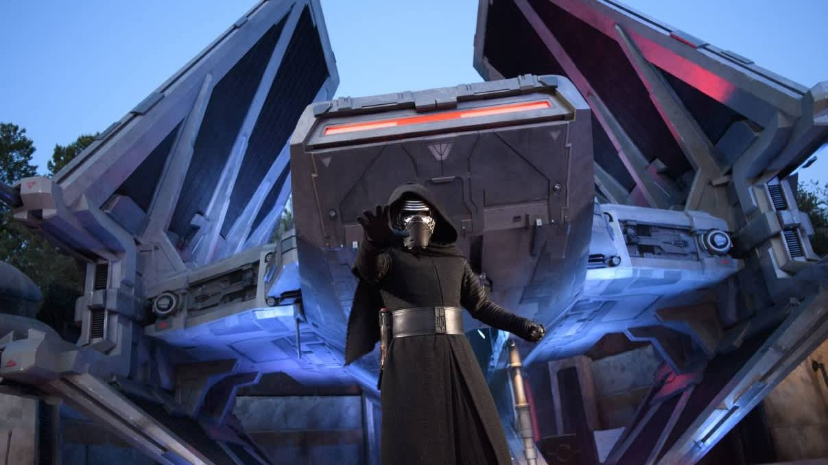 Star Wars: Galaxy's Edge opens Rise of Resistance in