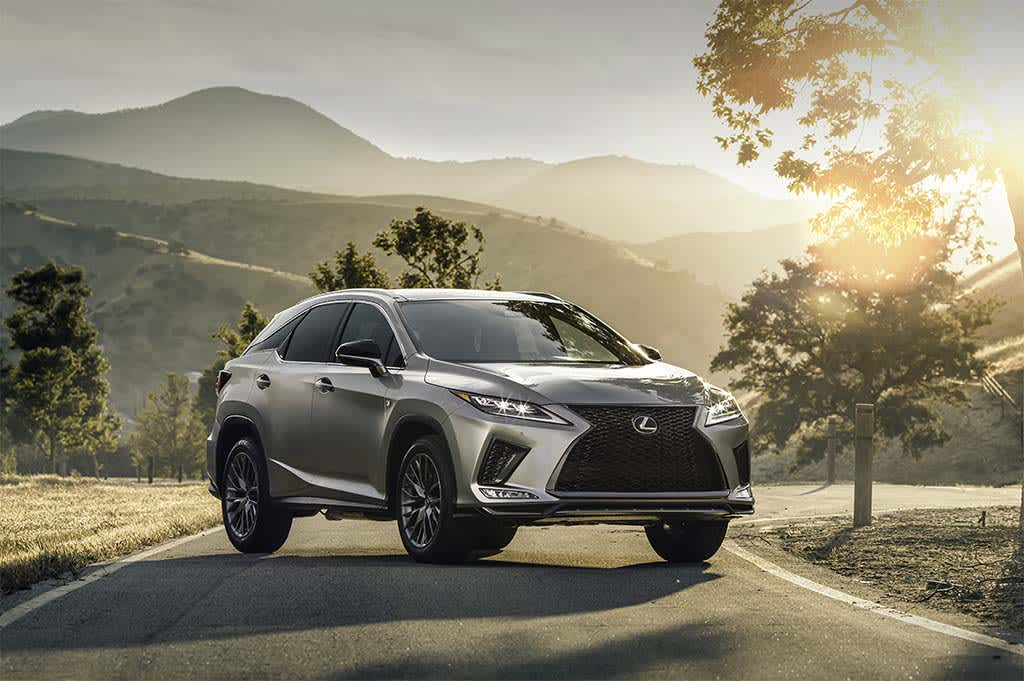 Lexus has much riding on the launch of the 2020 RX crossover
