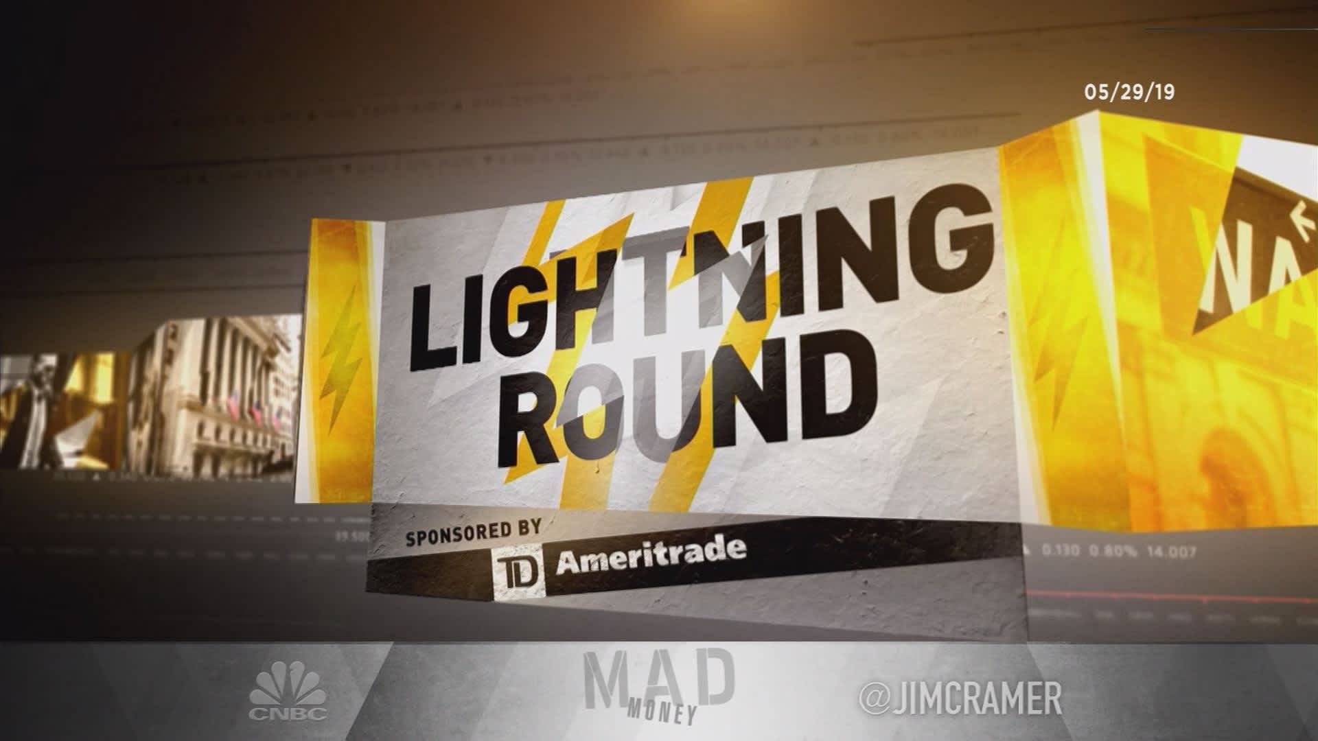 Cramer's lightning round: We sold Anadarko. It's time to move on