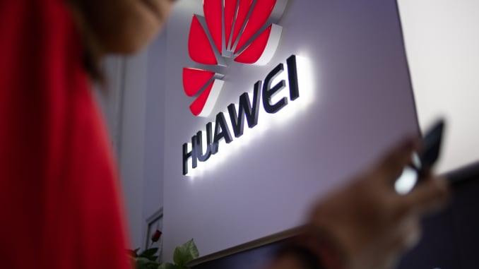 GP: Huawei China 190530