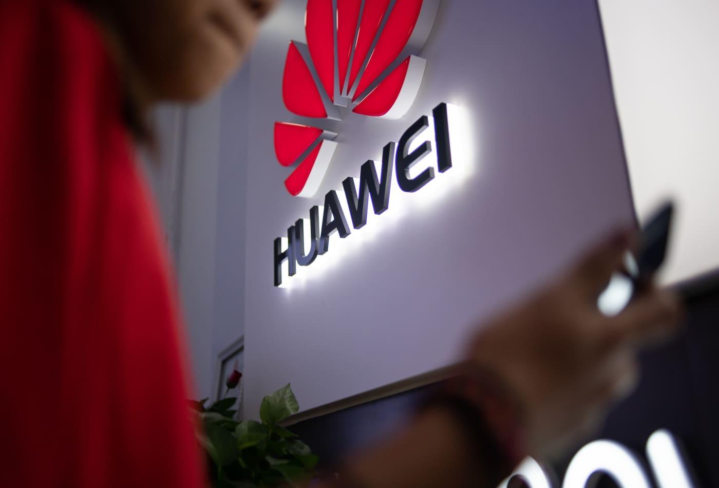 Huawei vs. the U.S. cover image