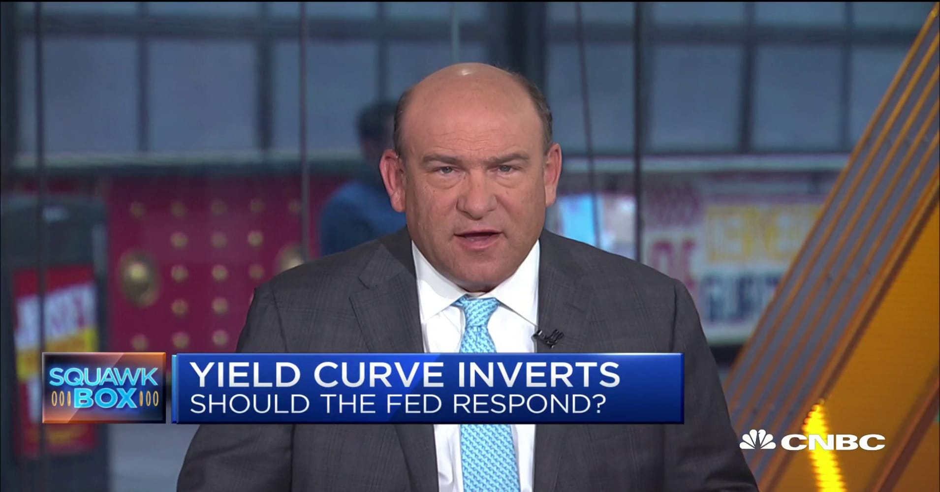 Here's what experts are saying about the inverted yield curve