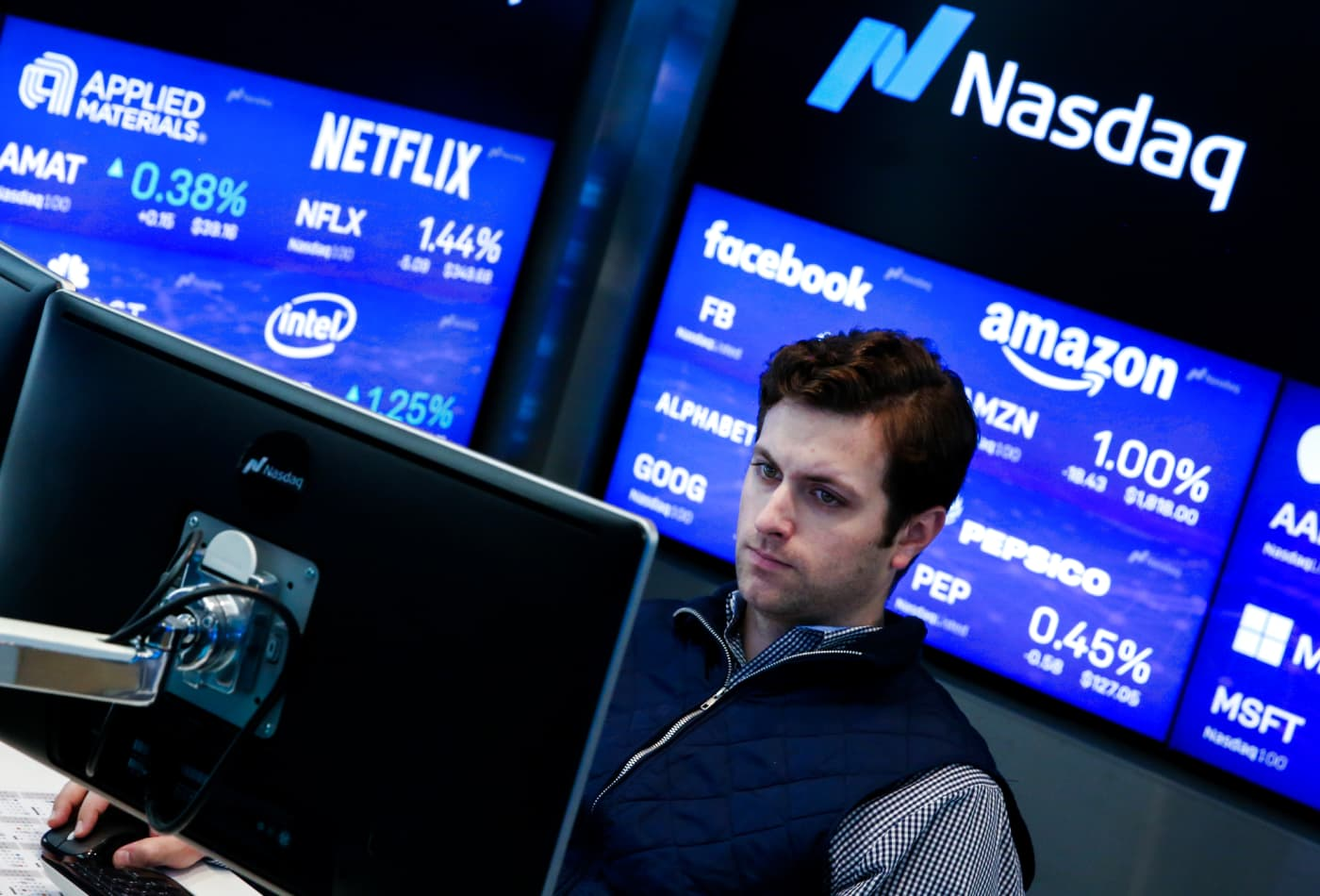 Facebook and Amazon hit records, but not all FAANG stocks have kept up