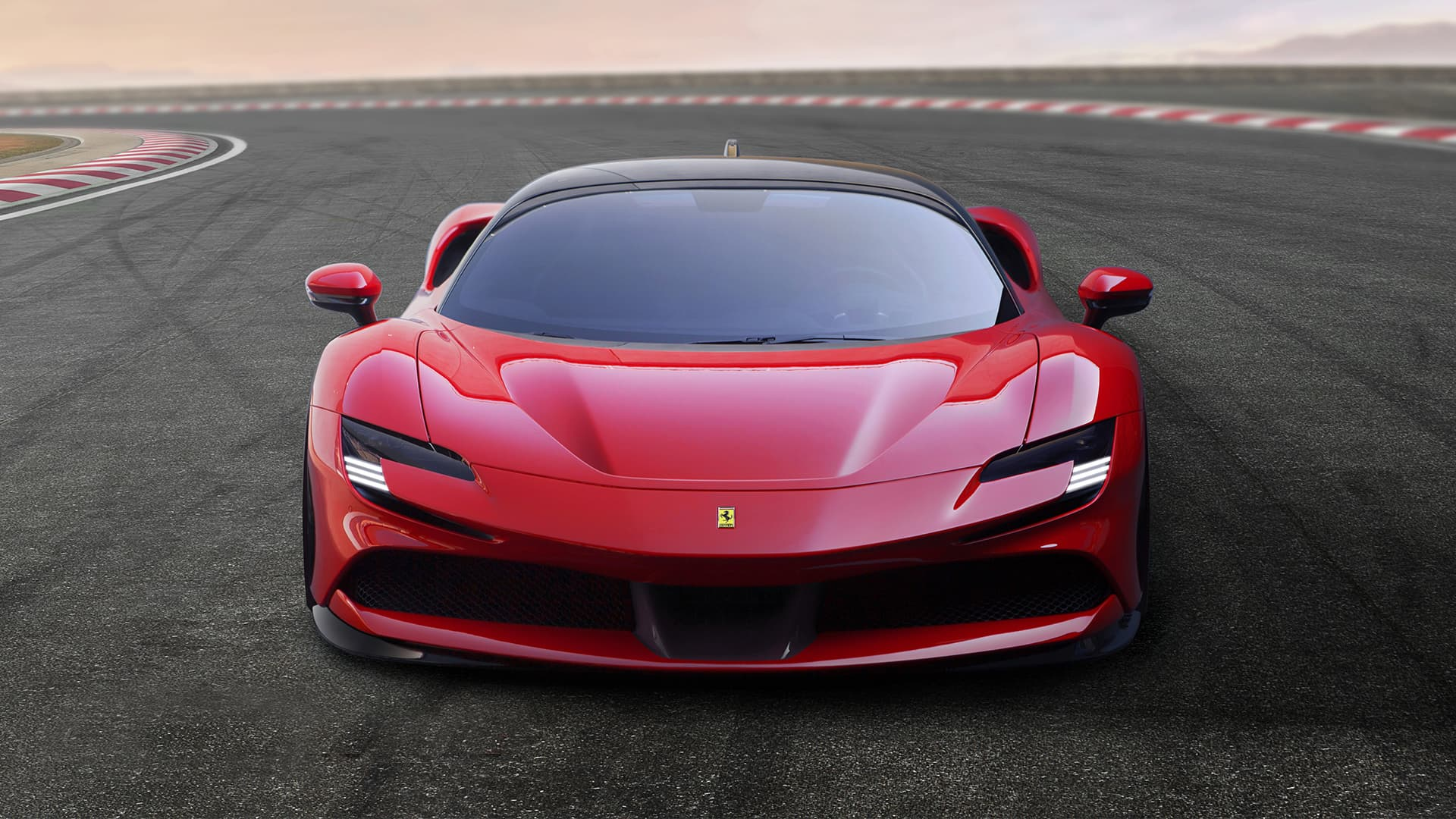 Ferrari goes electric with its most powerful street-legal car ever: the SF90 Stradale