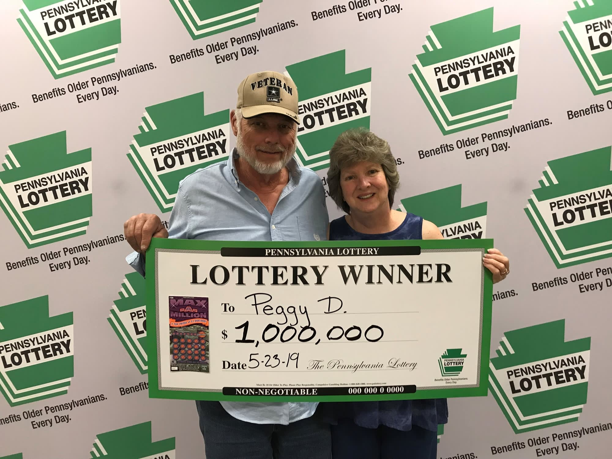 Woman who buys a lottery ticket every day just won a second time—for a total of $1.1 million