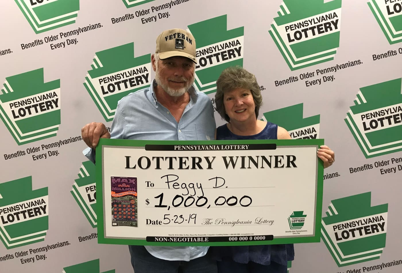 PA Woman won over $1 million with two lottery tickets from