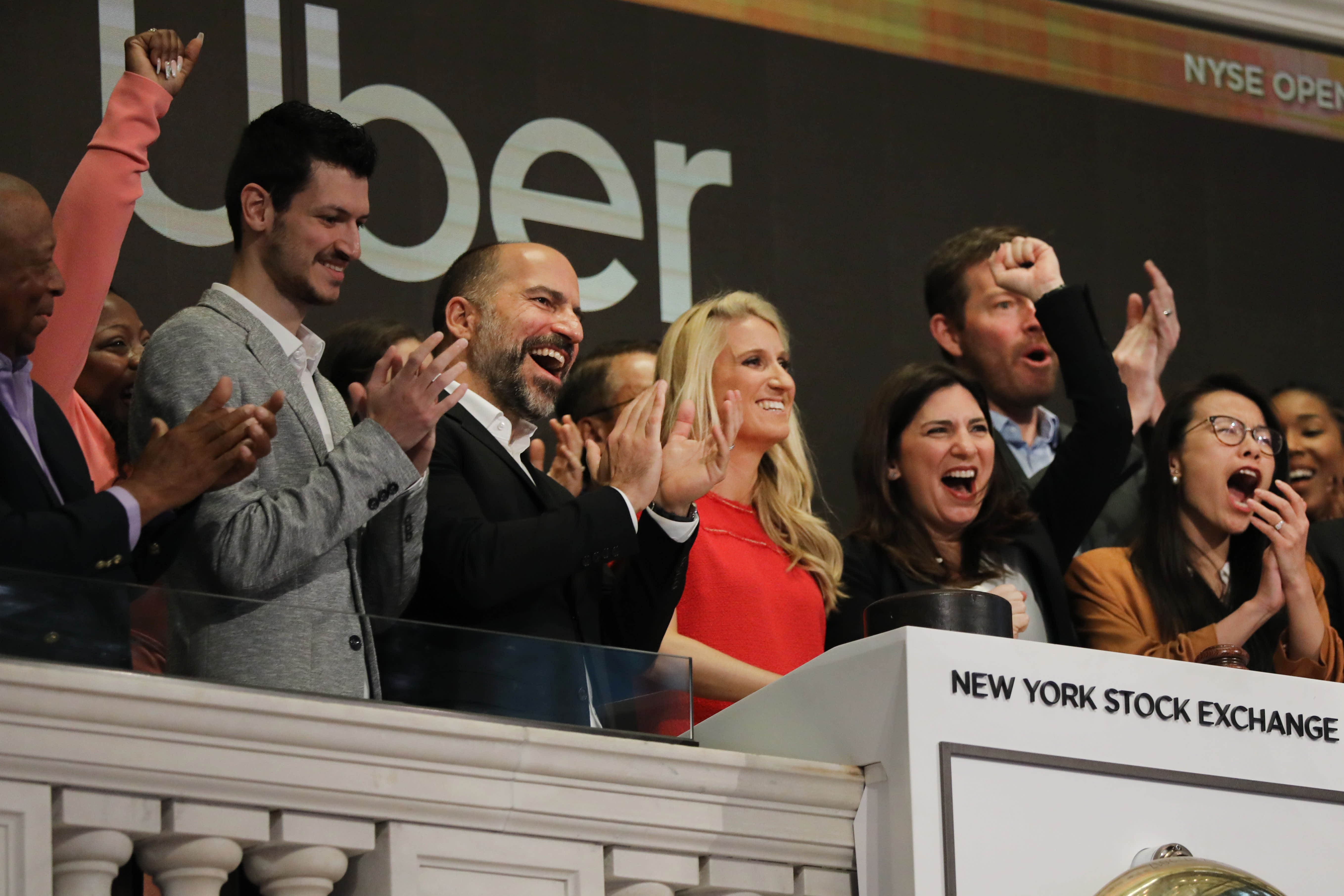 Stocks making the biggest moves after hours: Uber, Gap, Zuora and more