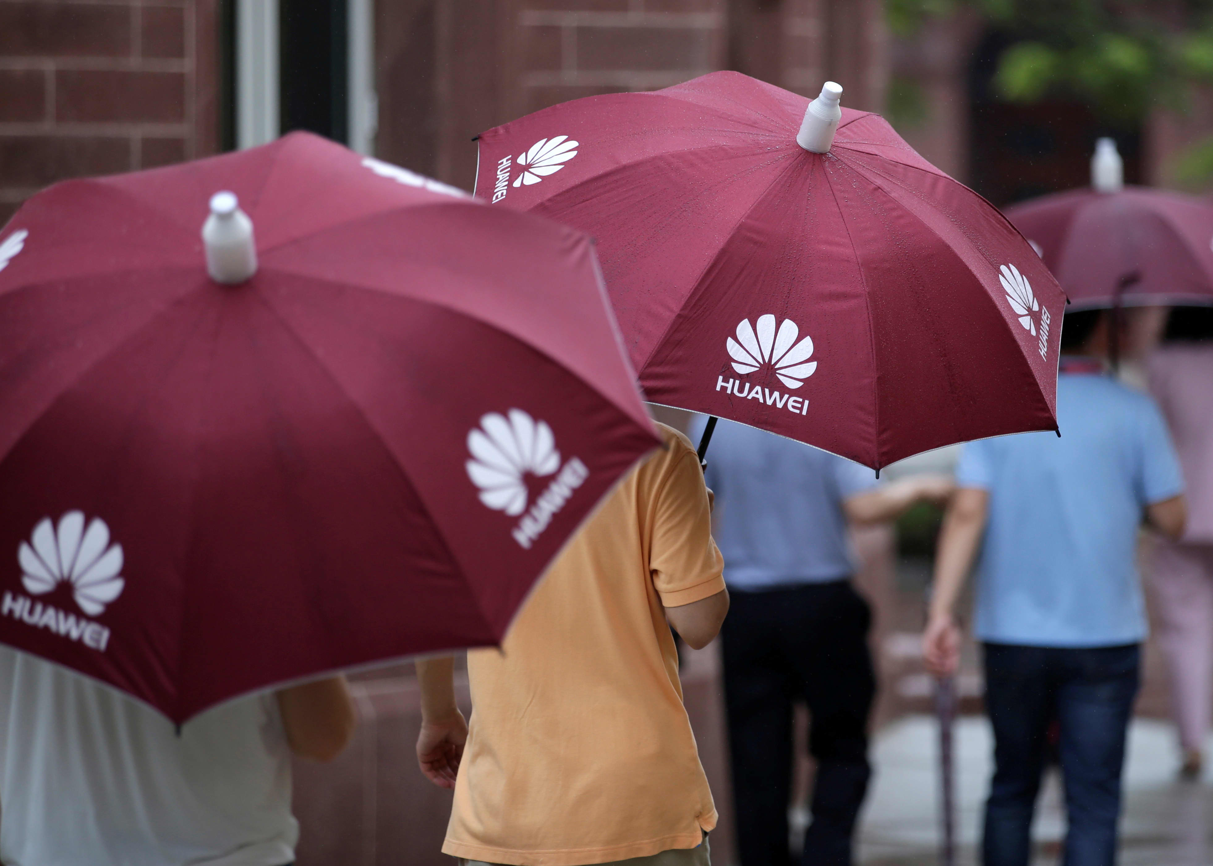 Huawei protests FCC actions to block it in the U.S. on national security grounds