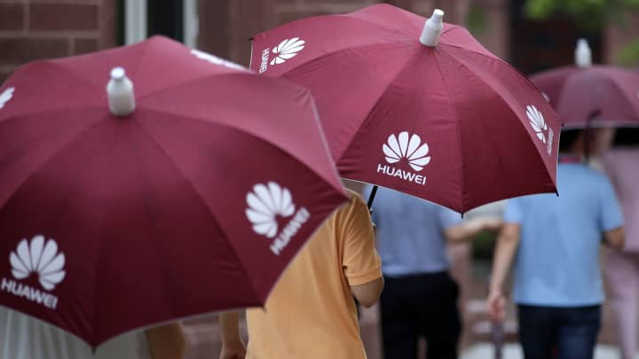 Huawei splits off US research arm