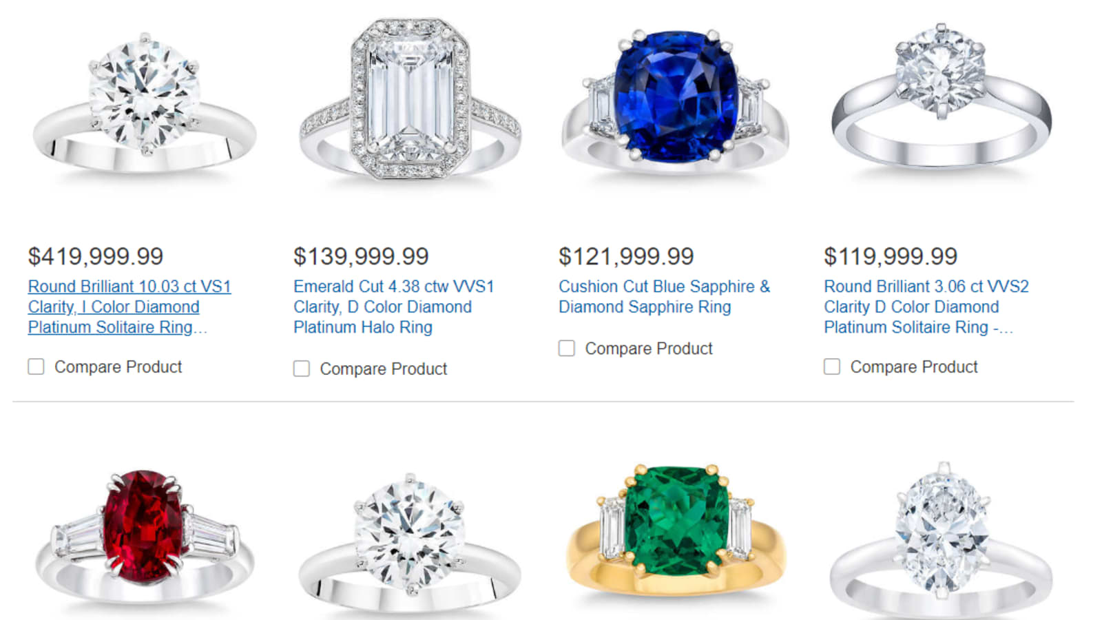 Costco Sold Someone A 400 000 Diamond Ring