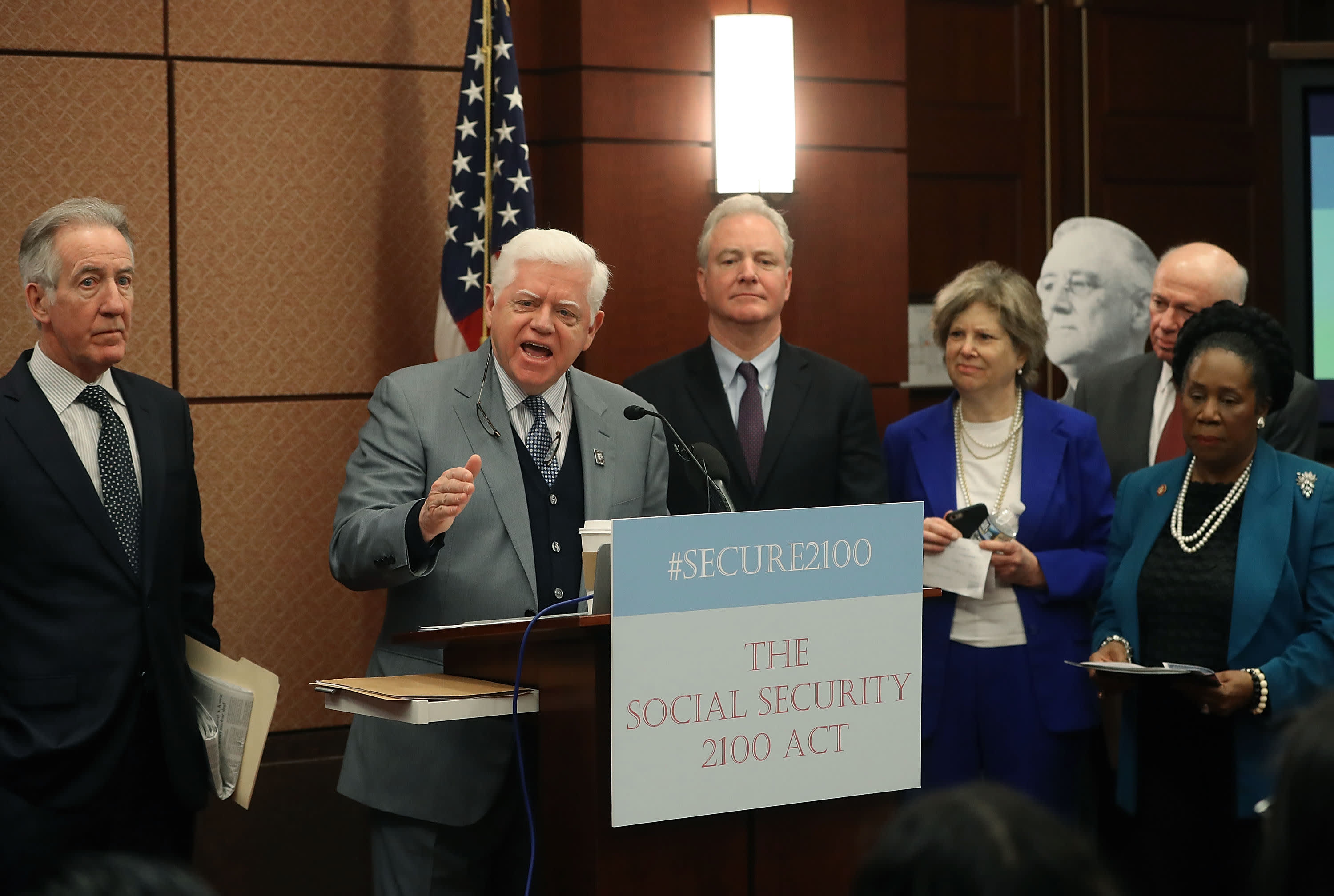 This bill could extend Social Security's solvency for the rest of this century. Here's what stands in its way