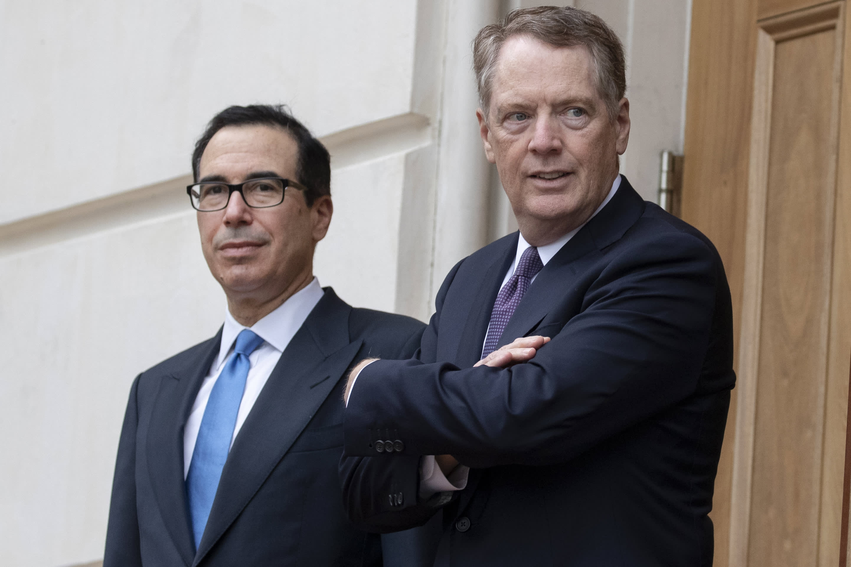 Mnuchin and Lighthizer opposed Trump tariffs on Mexico, source says