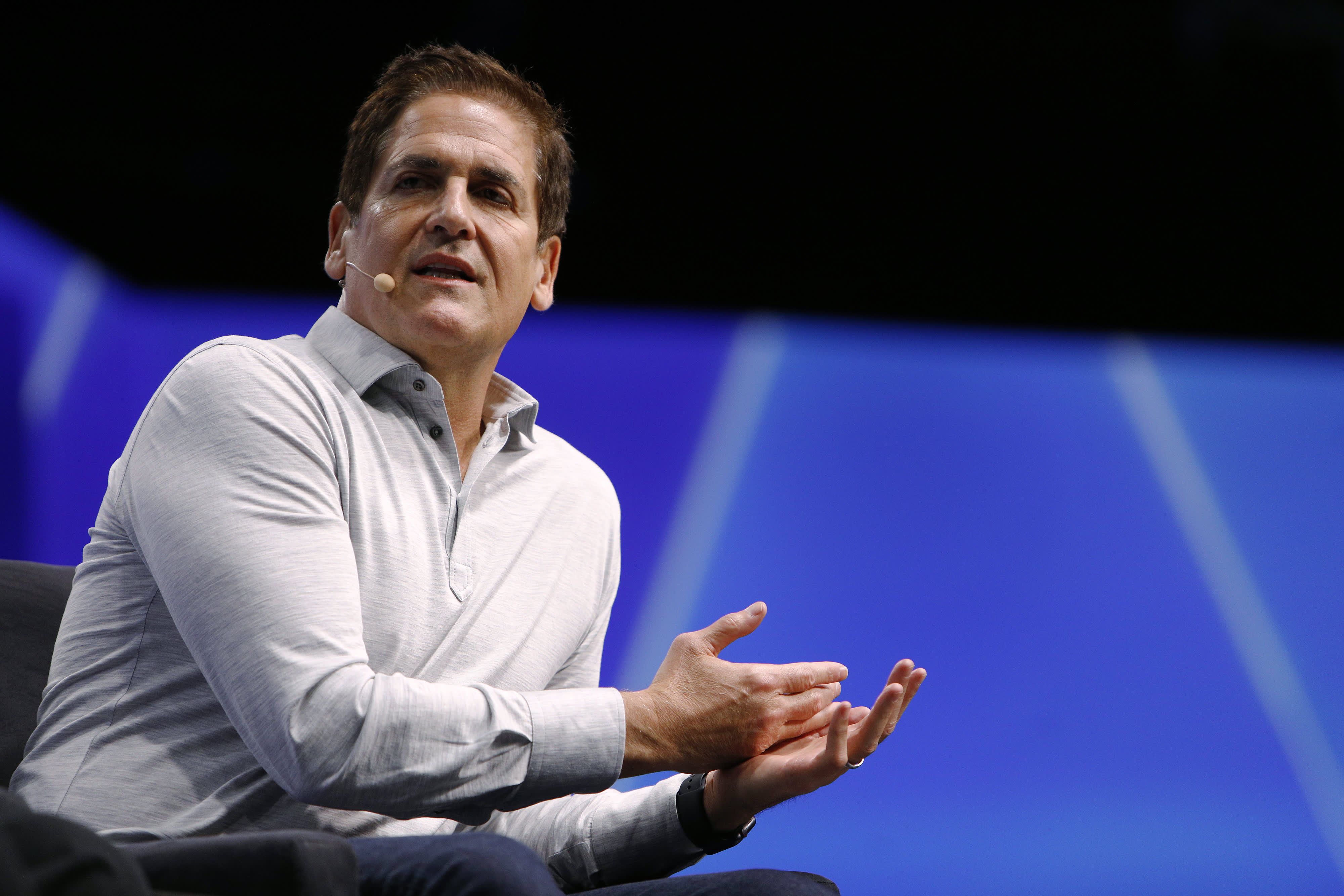 Mark Cuban: Workers paid by the hour are 'always going to fall behind,' making wealth inequality worse