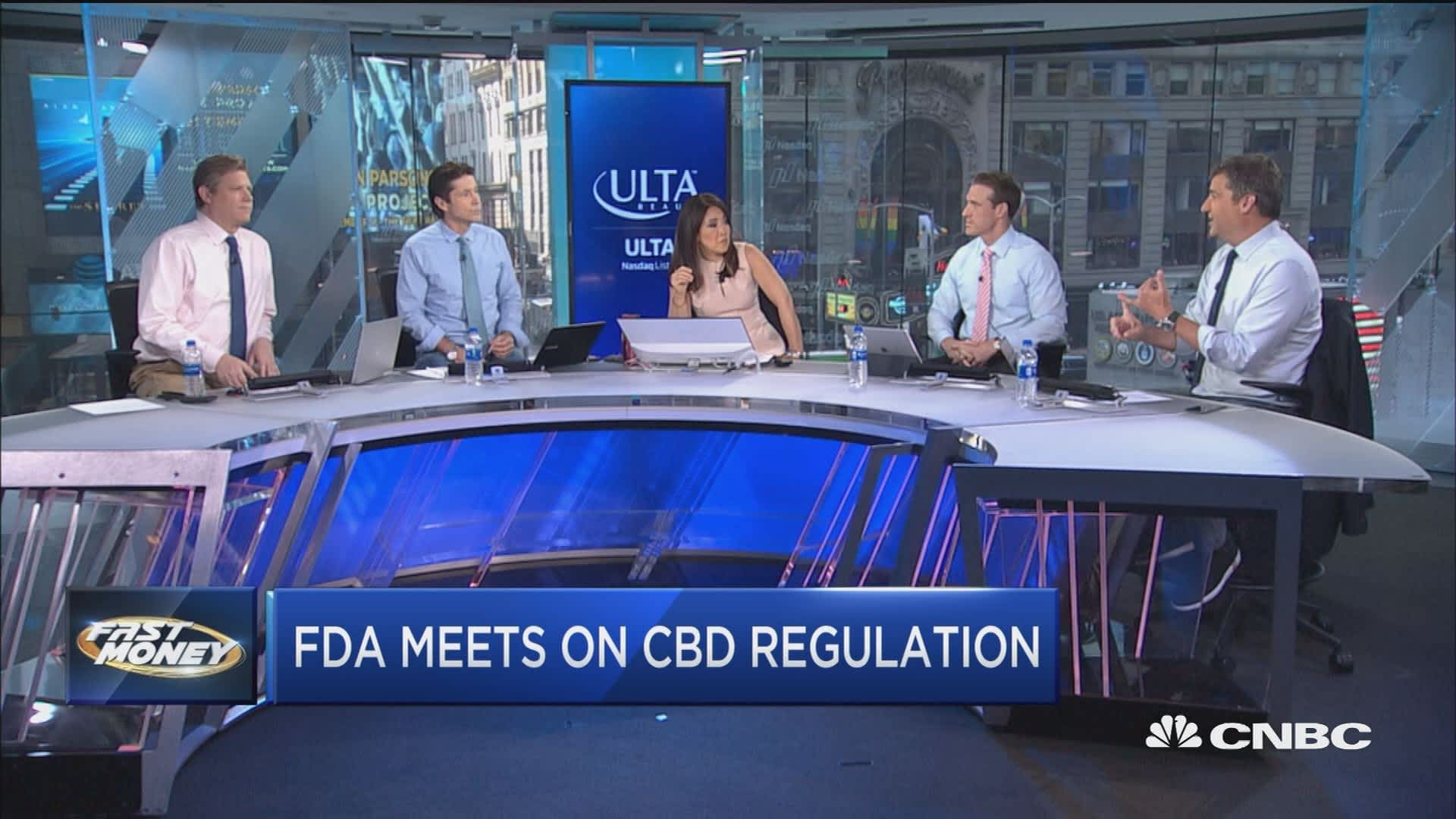 Traders discuss if CBD is just smoke and mirrors after the first FDA  meeting on the trend