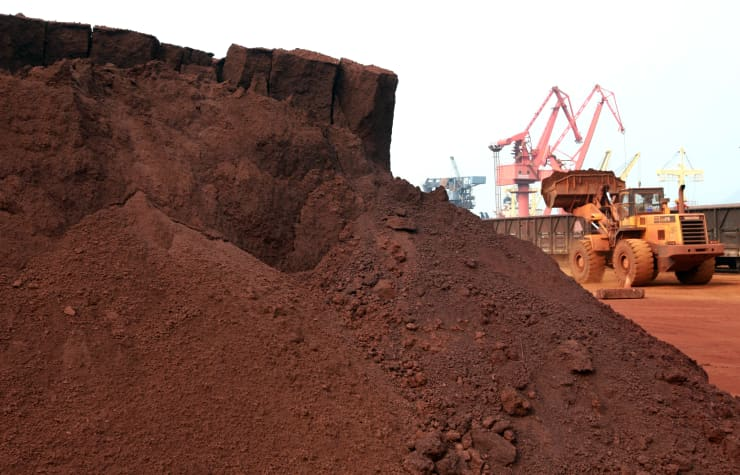 GP: Rare earth minearls China-Japan-technology-commod