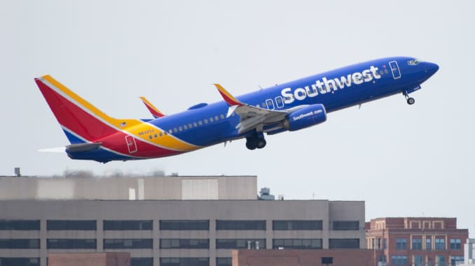 Southwest Airlines pulls Boeing 737 Max off flight schedule