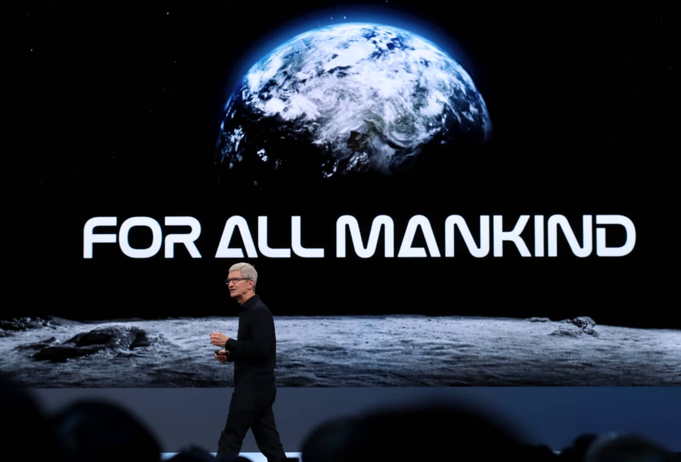 Apple didn't just take the moral high ground on privacy, it twisted the knife into Google and Facebook