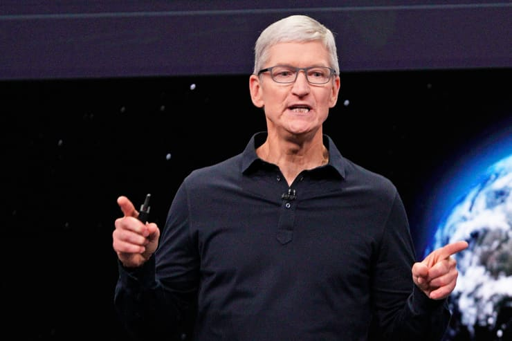 RT: Tim Cook speaks Apple Worldwide Developers Conference 190603