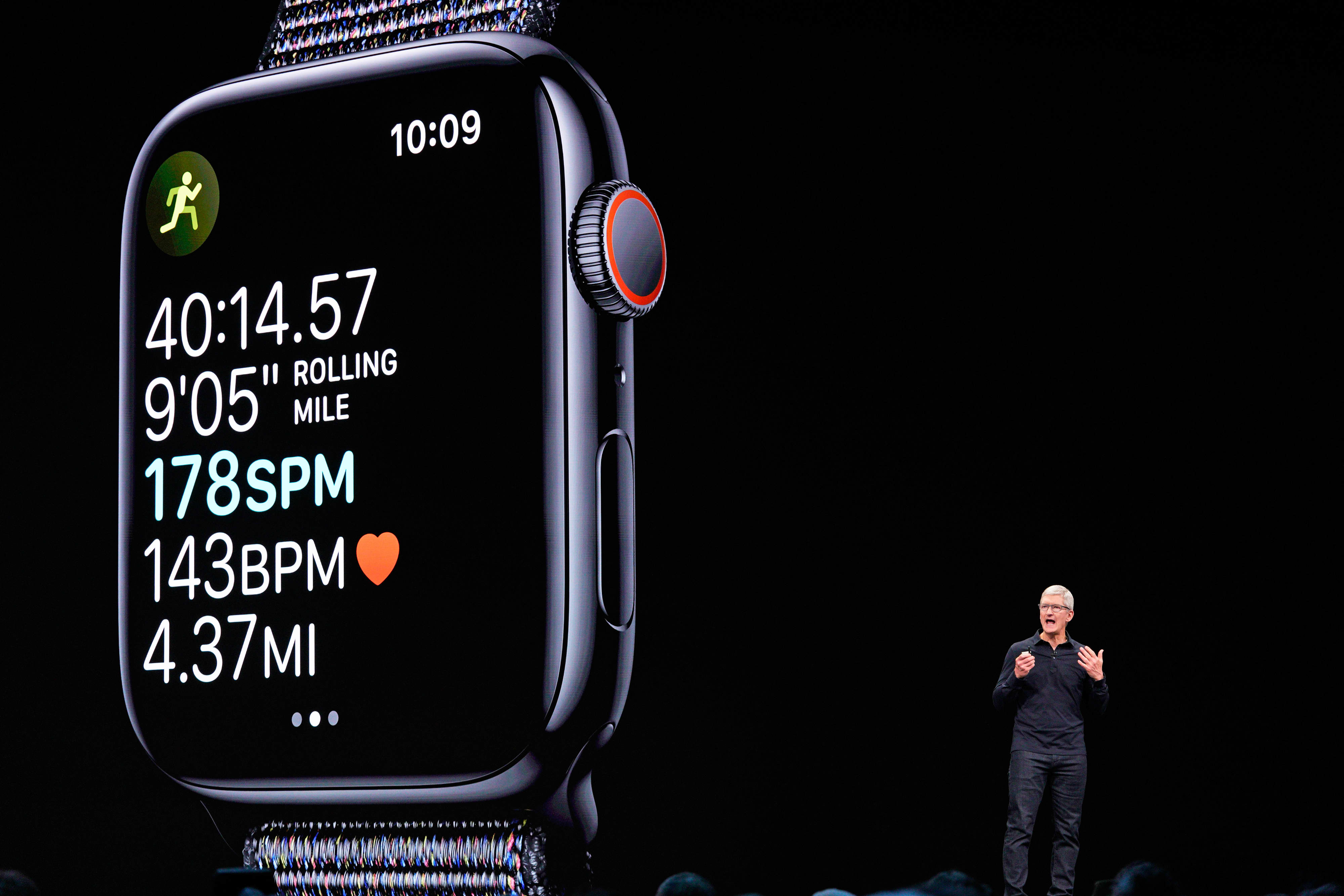 Apple Watch said to get sleep tracking feature