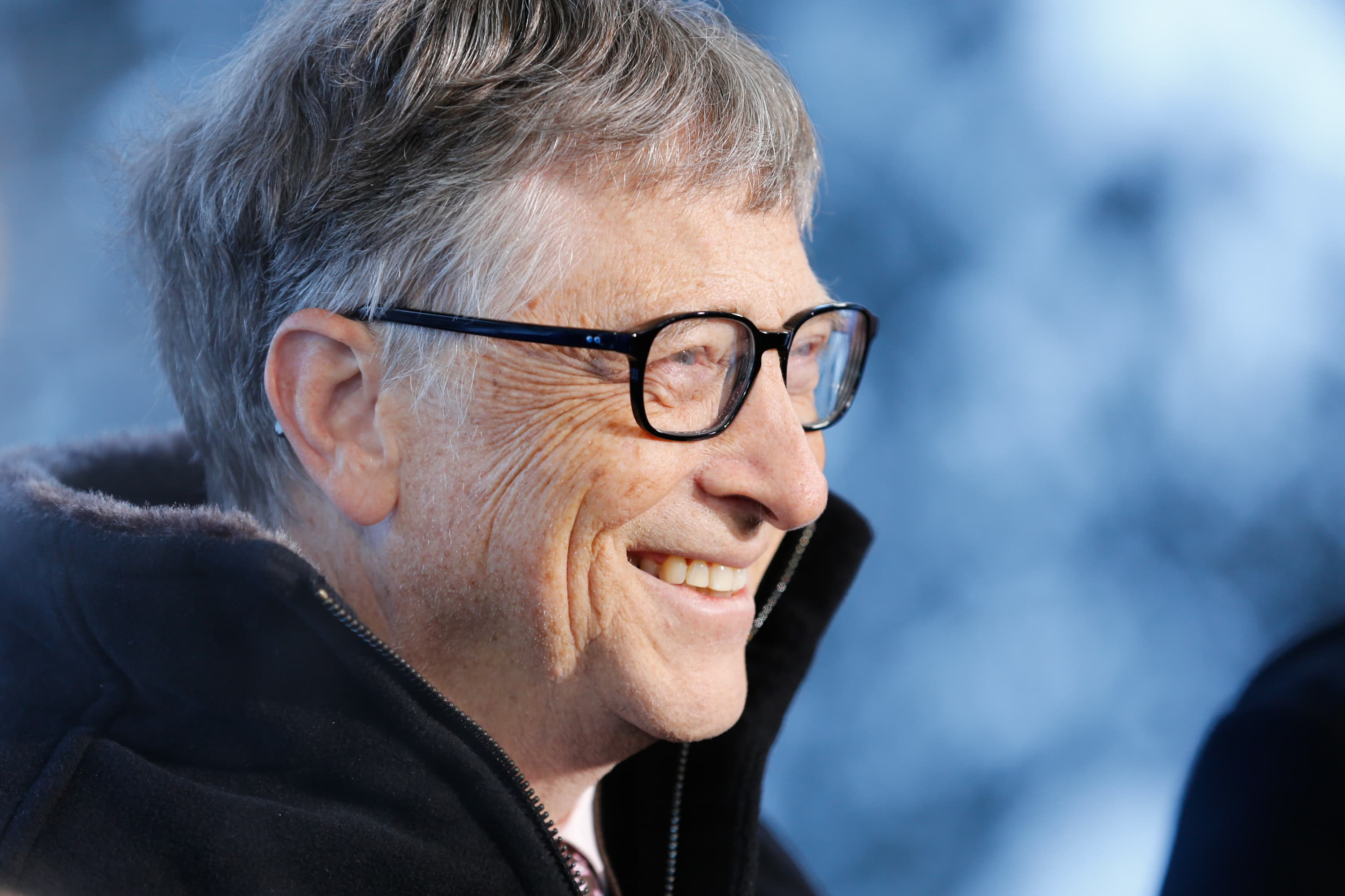 Bill Gates says these 2 things make him happy — and they have nothing to do with money