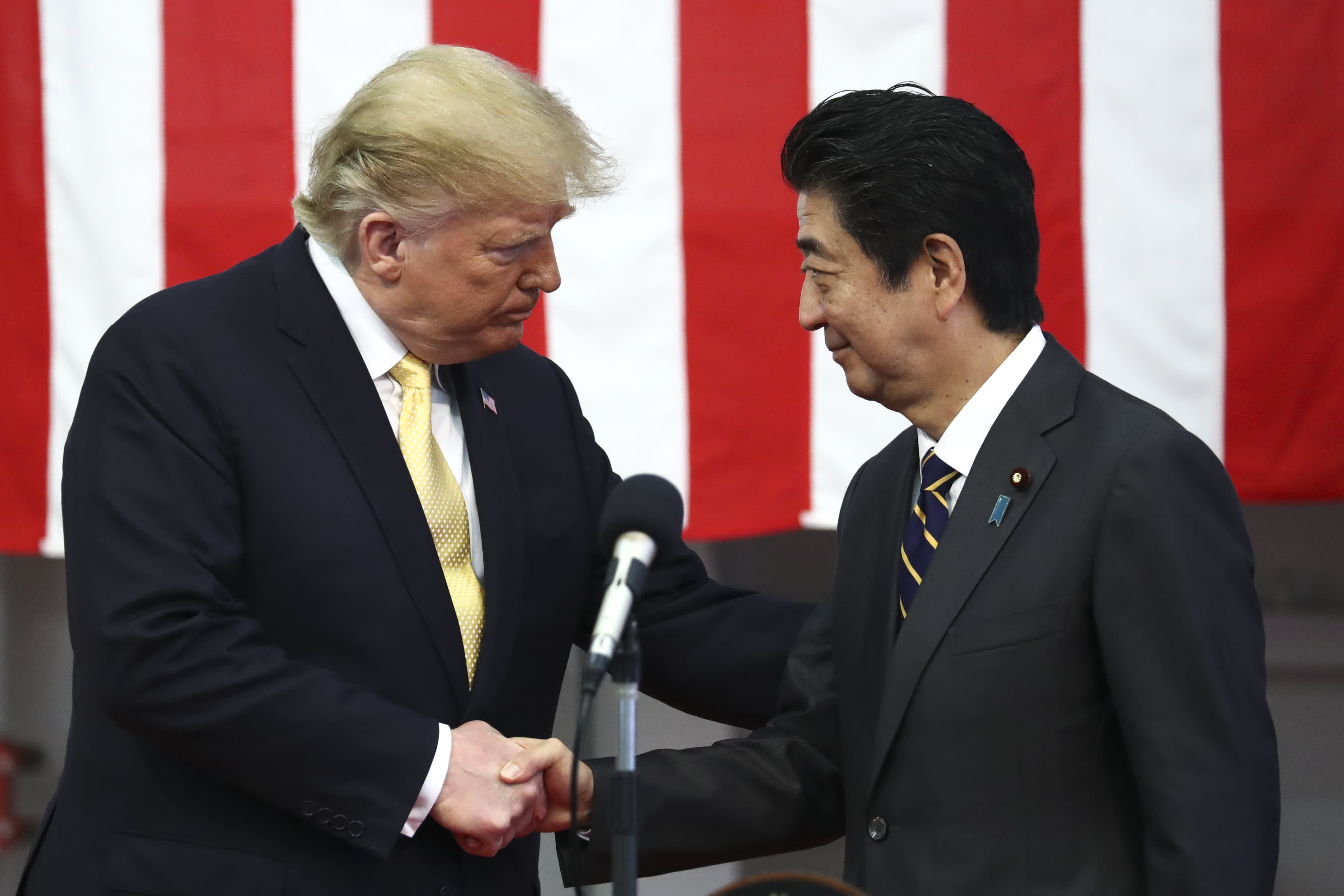 Japan, US to hold working-level trade talks June 10-11