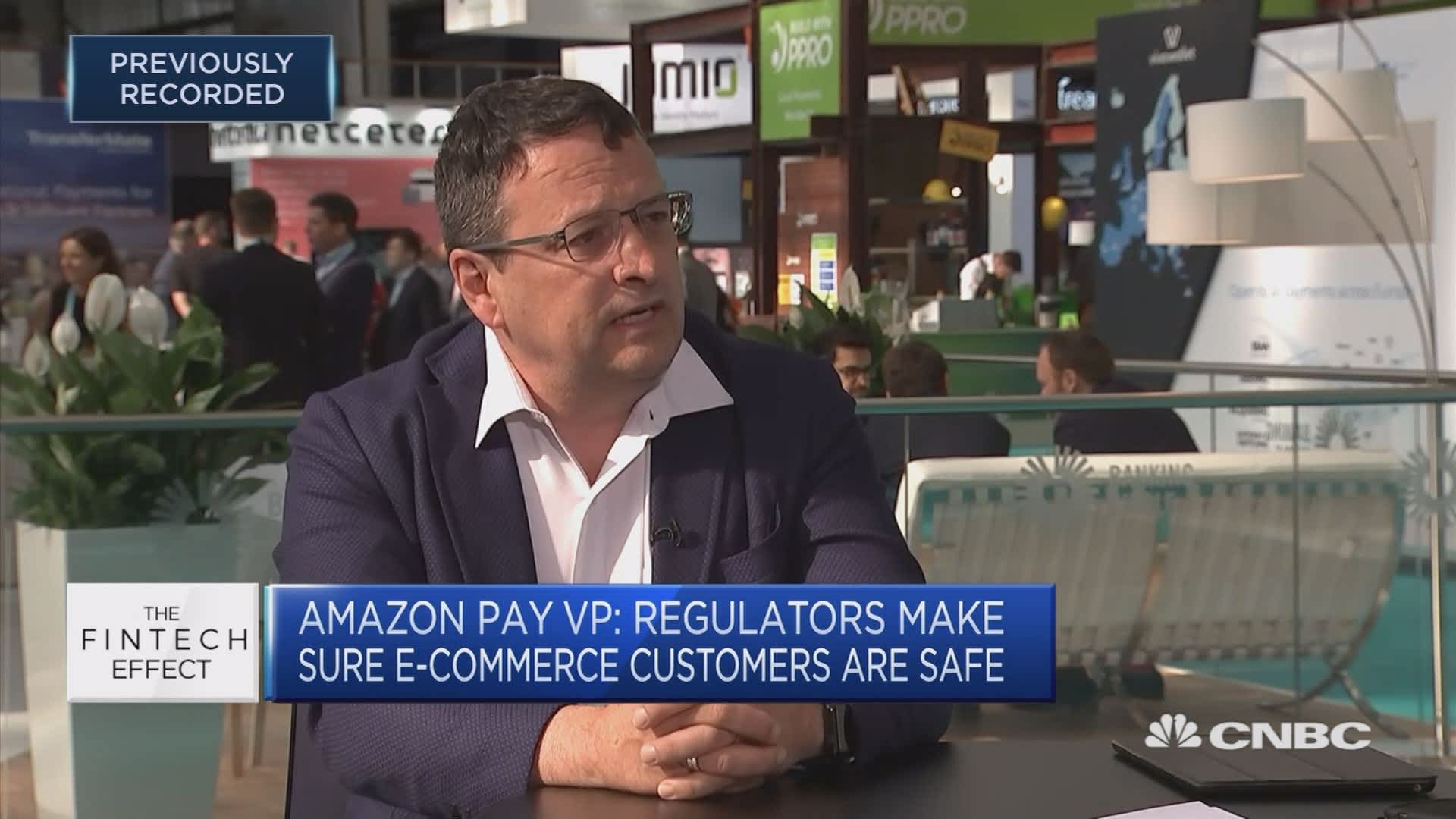 'A new era in commerce': Amazon Pay VP says voice payments potential is 'phenomenal'