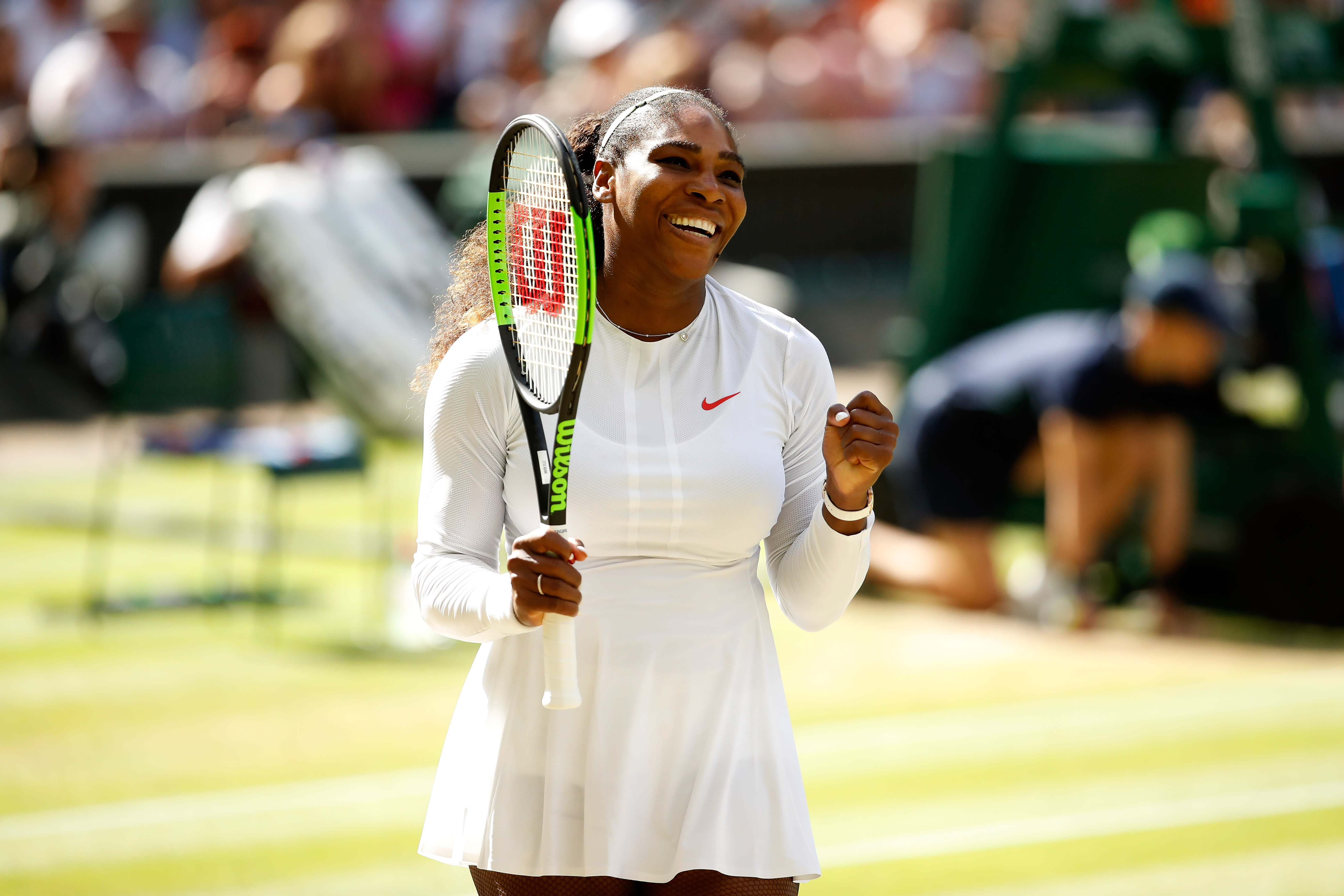 Serena Williams returns to Forbes' list of the highest-paid