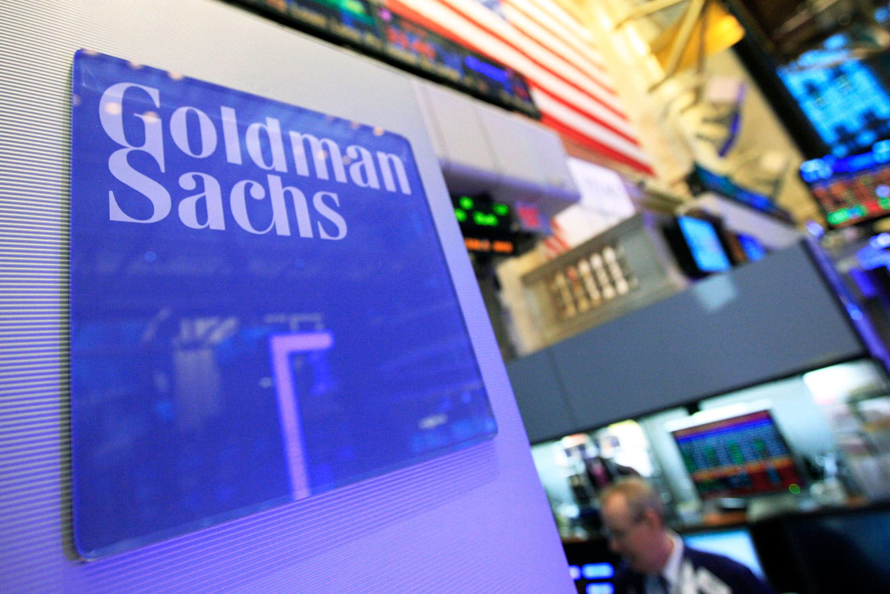 Not discussing race issues is 'unacceptable,' black managing director at Goldman Sachs says
