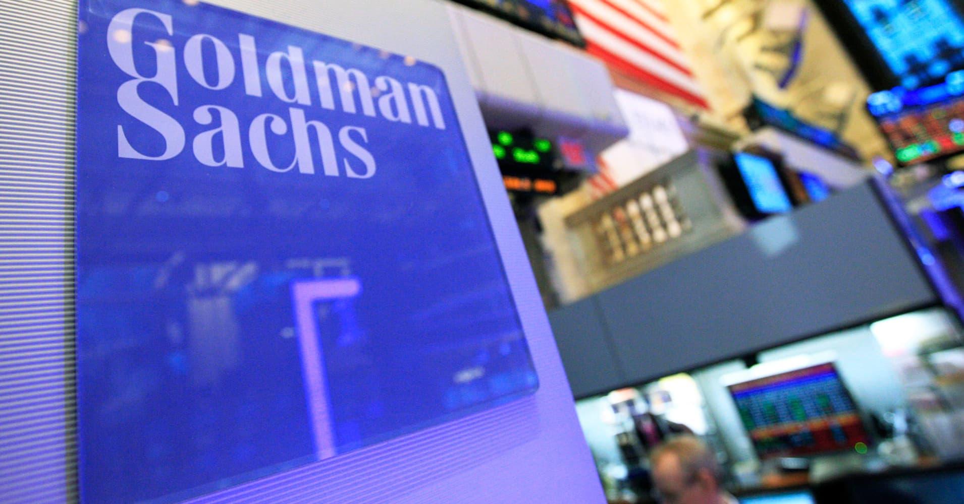 Goldman Sachs begins to thin ranks at partner level