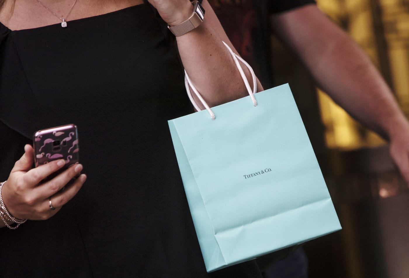 Tiffany beat expectations but millennials still aren't