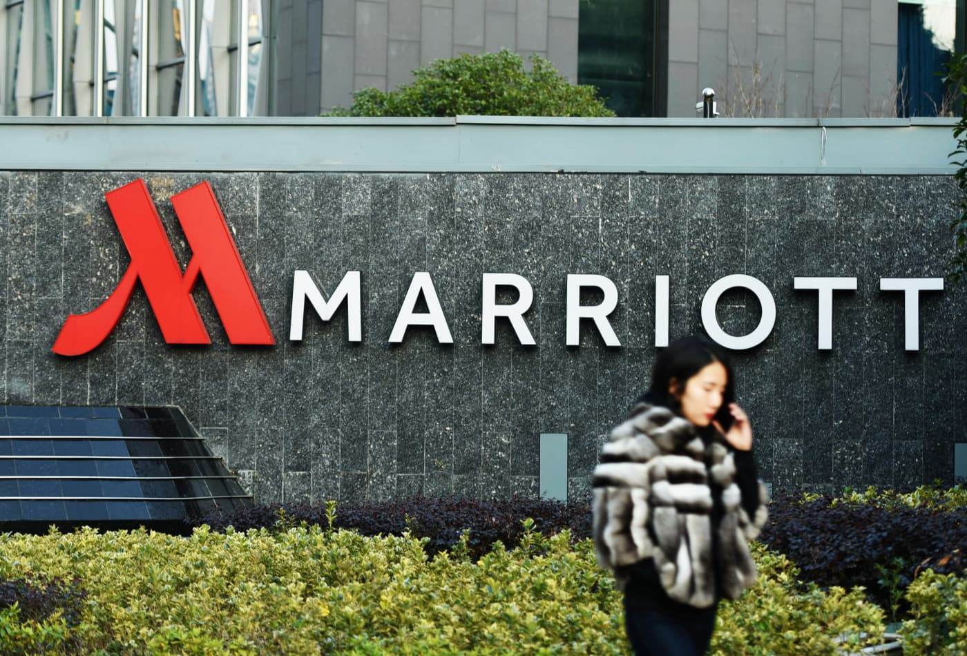 Marriott CEO: Line between business and leisure travel is blurring — that's good news for hotels