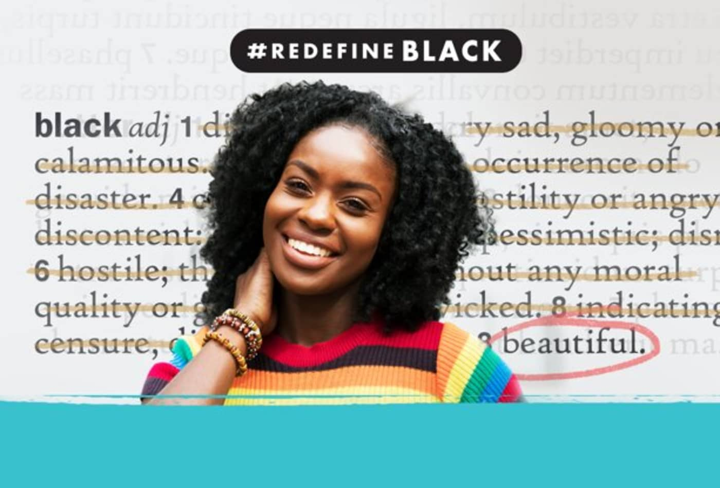 Procter and Gamble wants to redefine the word 'black'