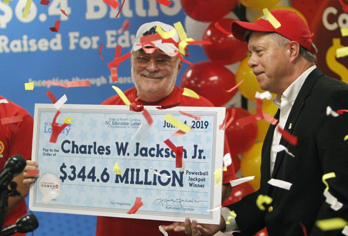344 Million Powerball Winner Picked His Numbers From A Fortune Cookie