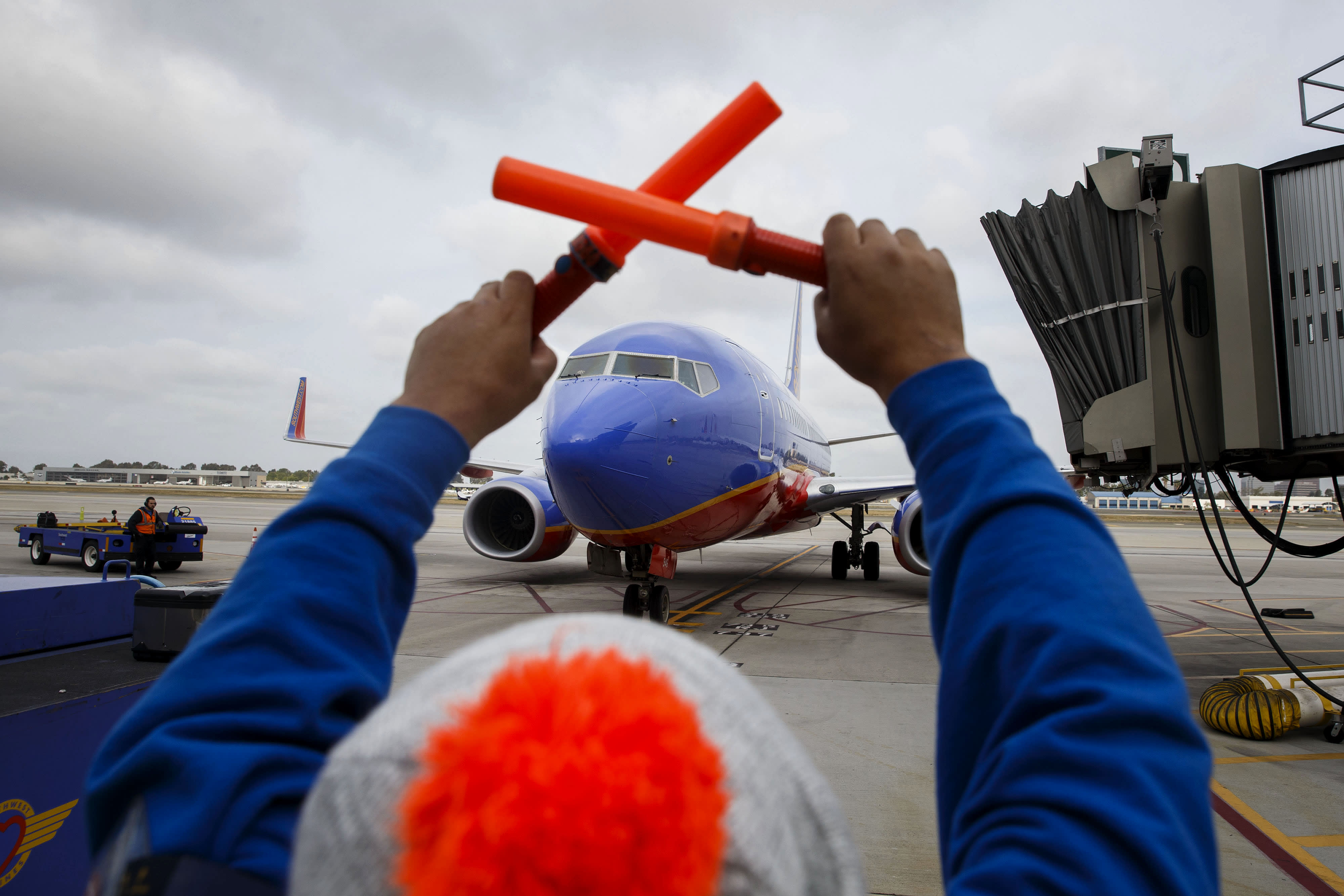 US airlines are bumping more travelers as Boeing 737 Max planes grounded