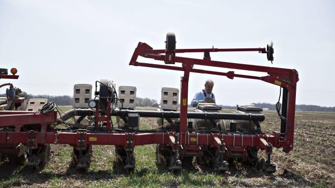 Trump's Mexico tariff threat worries US farmers already hit
