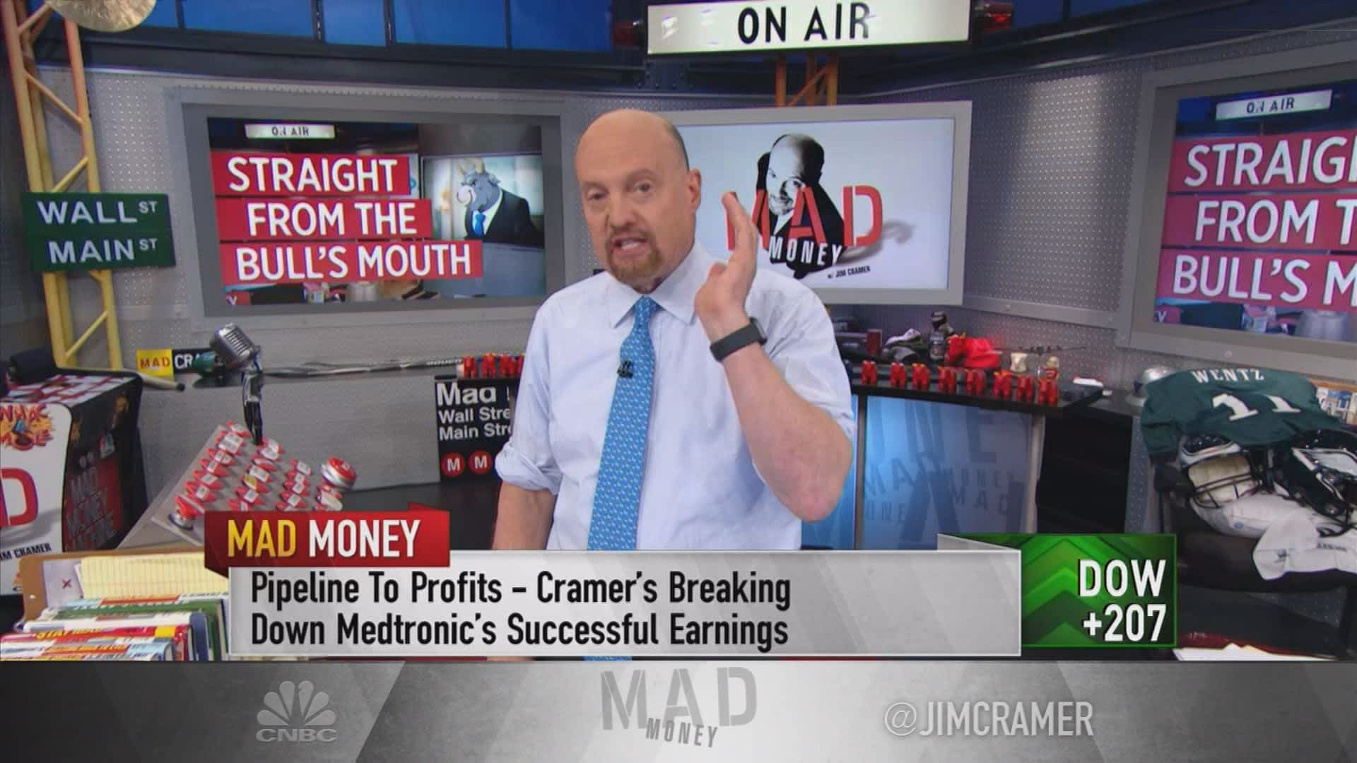 mad money jim cramer cryptocurrency