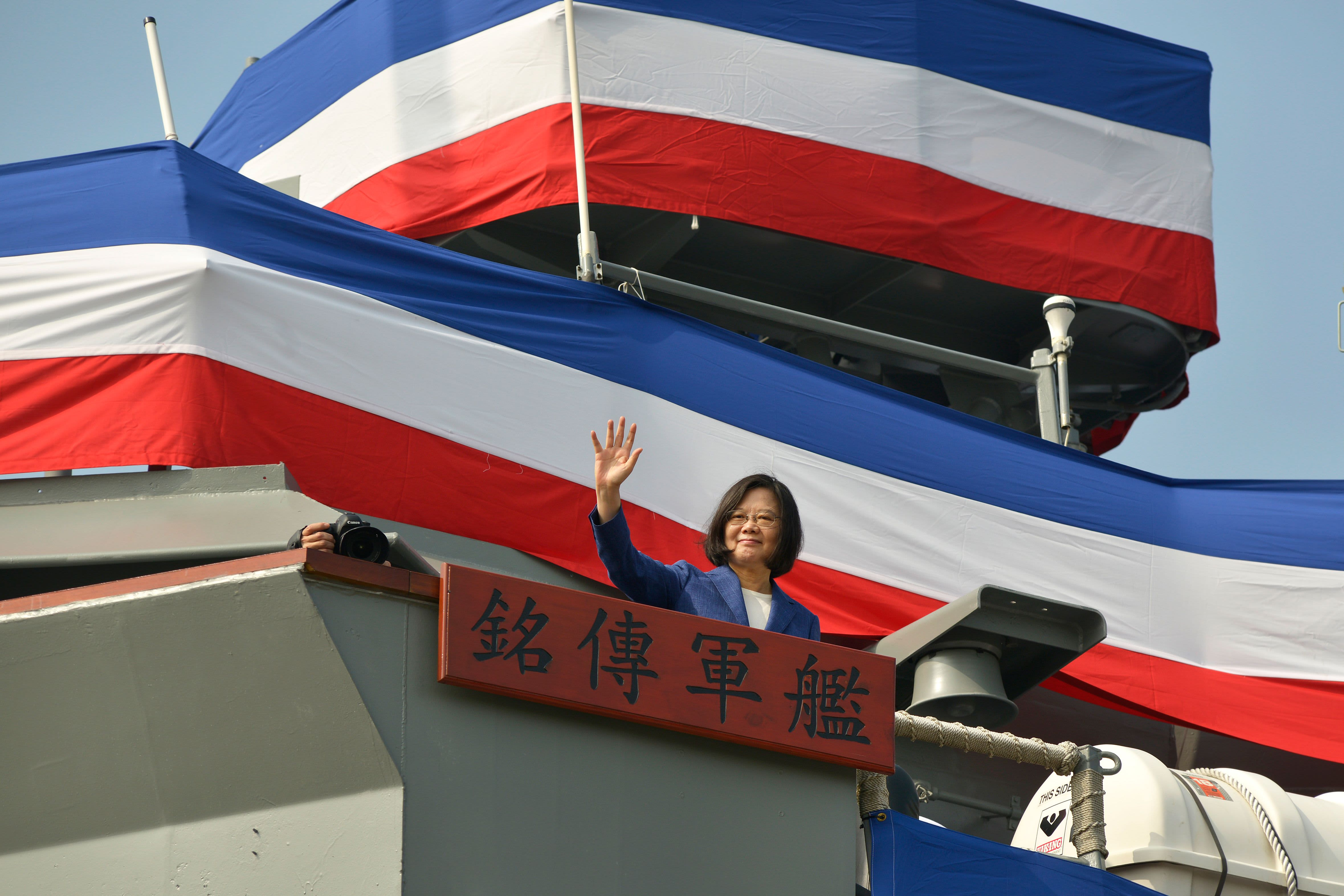 As US-China relations sour, Taiwan's value as a 'chess piece' may rise