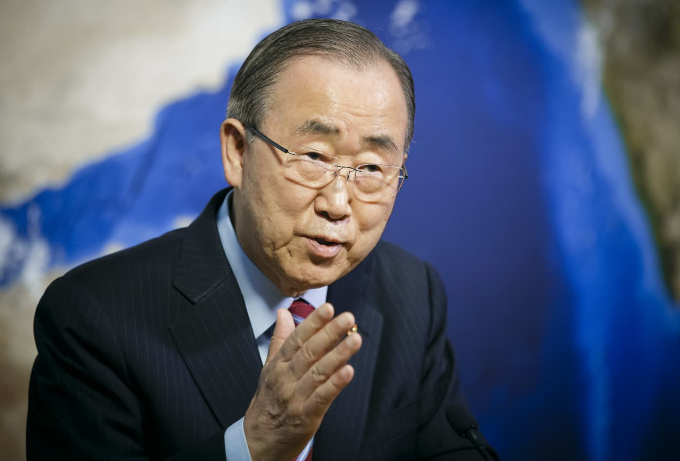 Ex-UN chief calls on America to show global leadership, says WHO withdrawal 'morally wrong'