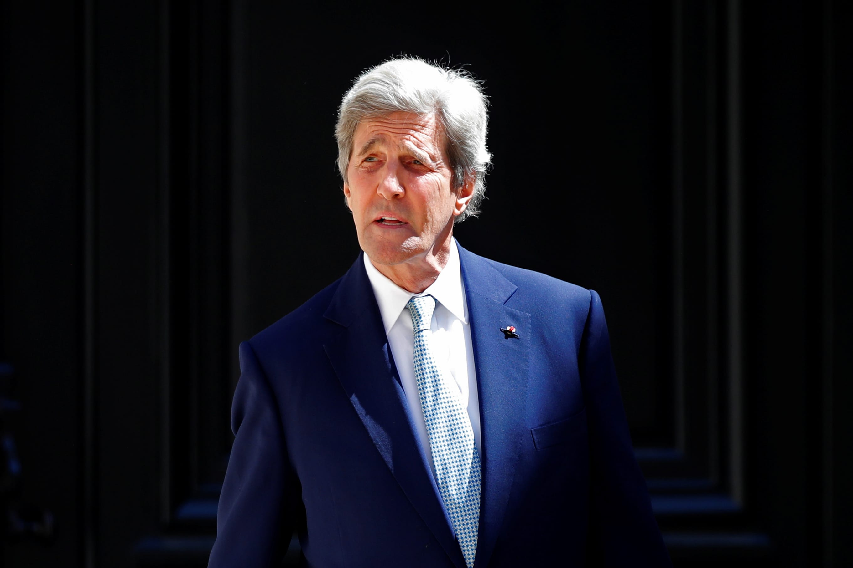 'I have not said a word': John Kerry rejects Pompeo's criticism over meetings with Iran officials